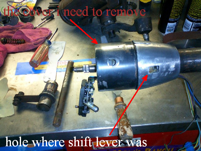 Click image for larger version  Name:steering column with text 2.JPG Views:226 Size:184.5 KB ID:4073