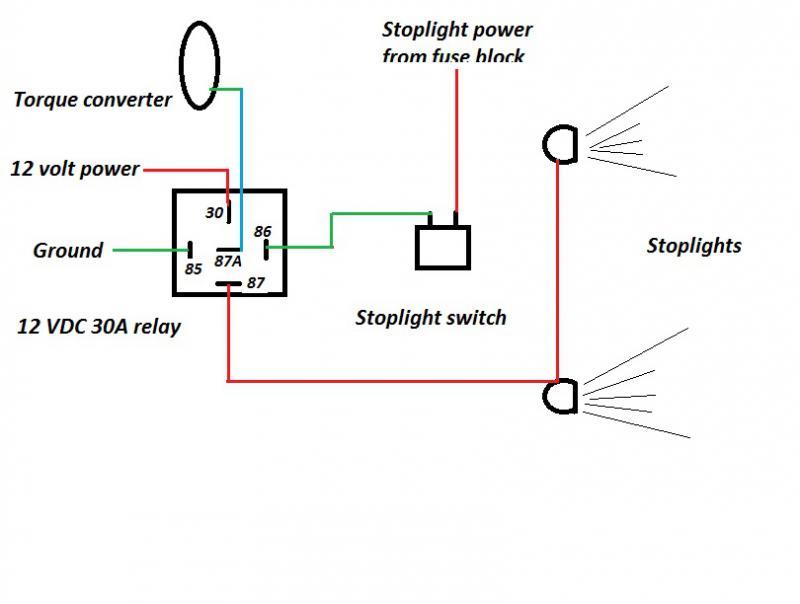 700r4 Lock Up Wire Diagram Hot Rod Forum, 700r4 Transmission Wiring Diagram