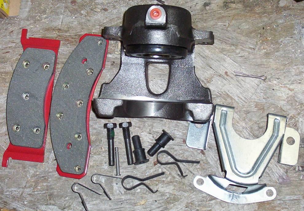Click image for larger version  Name:Torino disc brake hardware.jpg Views:102 Size:149.5 KB ID:8936