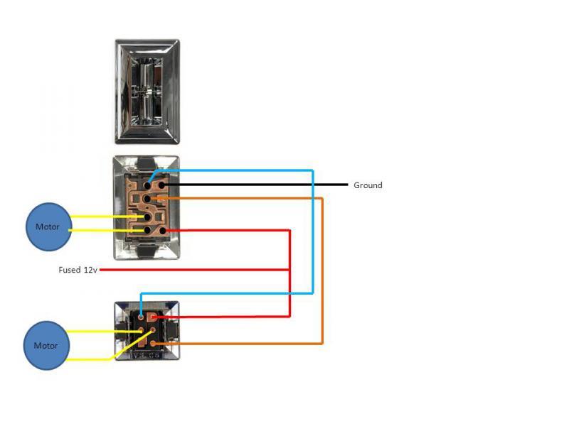 Adding Relays To My Power Window Circuit Hot Rod Forum