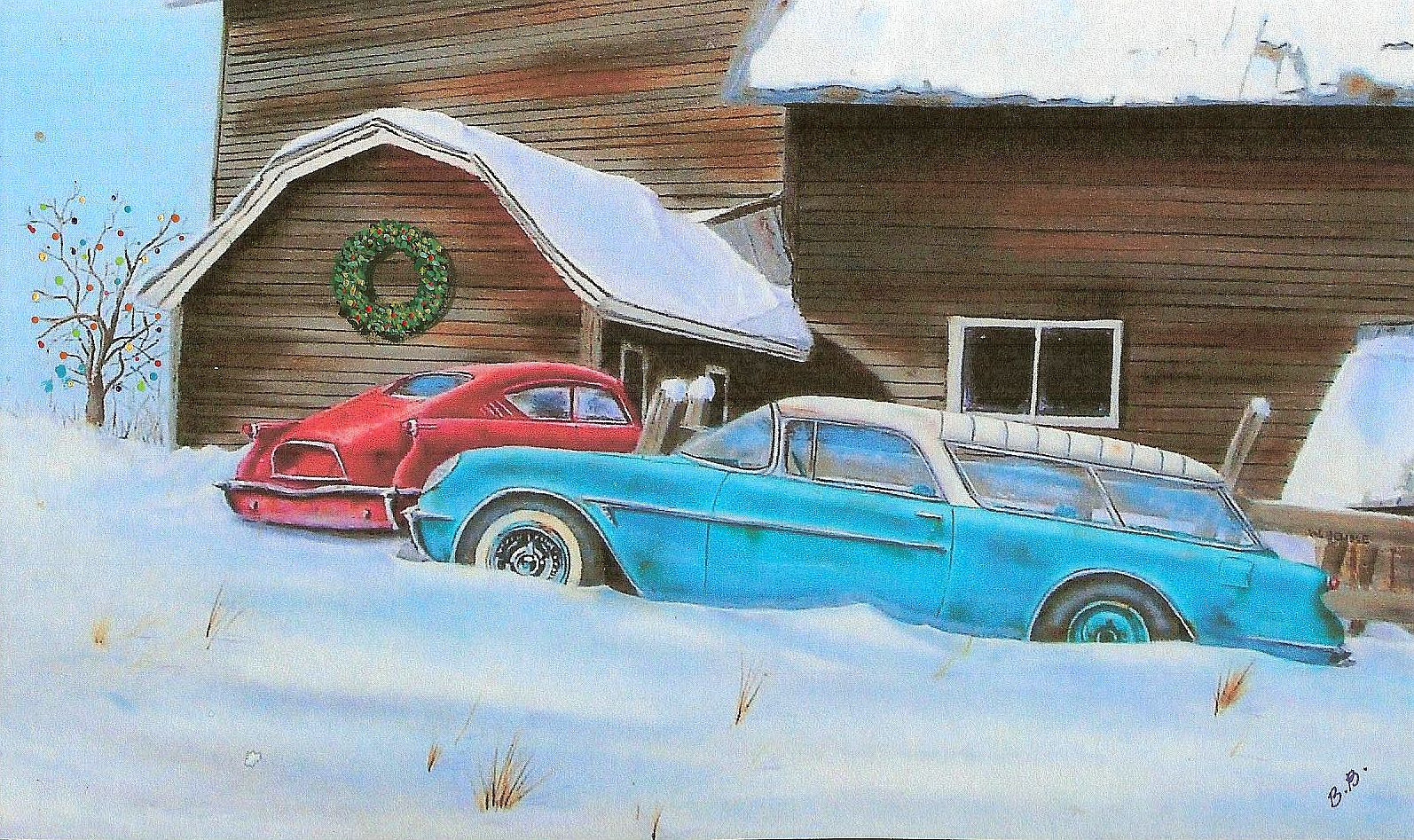 Click image for larger version  Name:Xmas 'Vettes.jpg Views:1140 Size:558.2 KB ID:69941