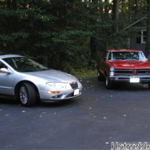 '02 300M Special and 65 GTO