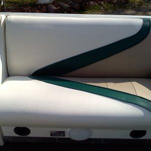 Pontoon Boat seat