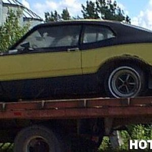1976 Ford Maverick Stallion