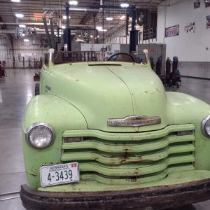 1950 Chevy 4400 Chop Top
