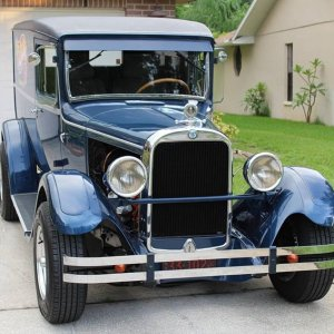 1929 Dodge Brothers Sedan Delivery