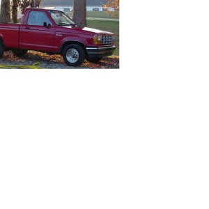 My 1992 Ford Ranger XLT