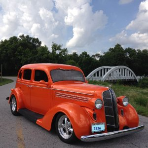 1936 Dodge Brothers