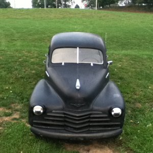 1947  Chevy Fleetmaster