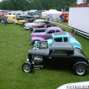 Some of the Rods Power meet 2003