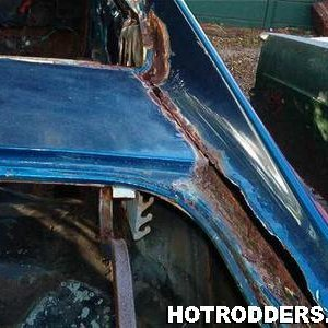 71 Mustang Lets not part company!   Trunk