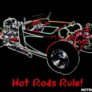 Hot Rods Rule!